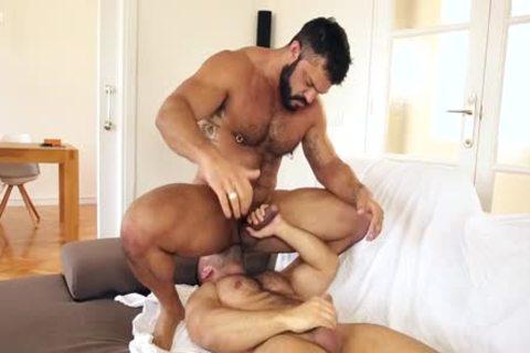 Porn With Rogan Richards And Hugo Vergari this day
