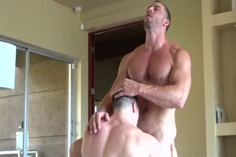 Amazingly str8 FIT penises Have pretty Muscle Sex & plow HARD!