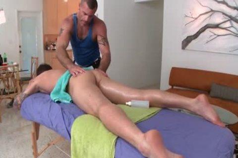 Trace plows Massage Client Parker