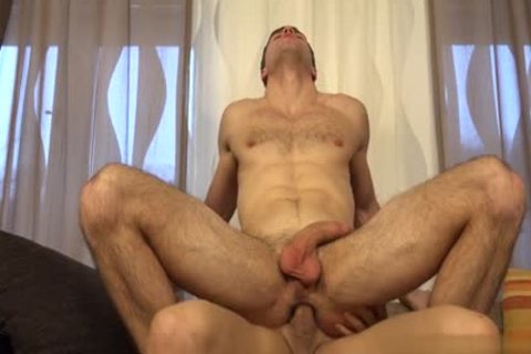 Muscle gay unprotected And ejaculation