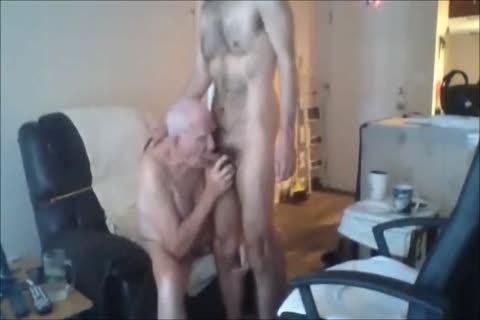 daddy overweight grandad