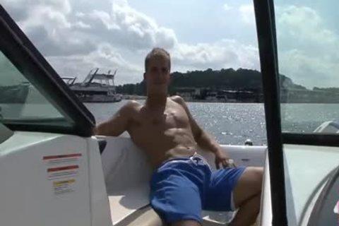 Brandon Lewis fucking In Public