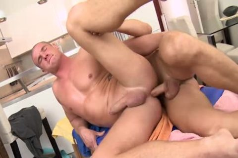 Max Born receives Rubbed, Tugged, And Barebacked By Dickie