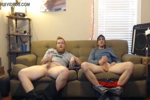 that man told that man Was Straight, But did not action Like It When jerking off With This Other dude On Secret cam