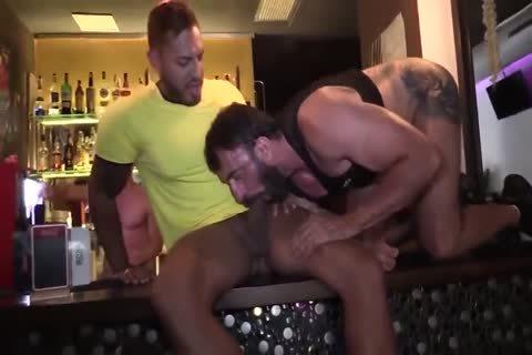 nude Bears At The twink Bar BNC