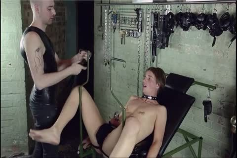 Skinhead slavemaster bdsm Session