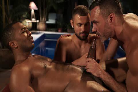 Alpha Daddy - Manuel Skye.Jeffrey Lloyd.Sean Xavier - Sunset Sex