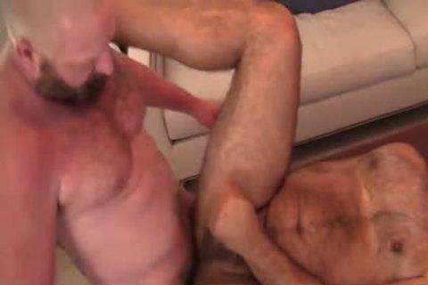 Daddy Bear Dalton Hawg Breeds Alejandro Skyman