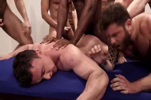 bareback fuckfest
