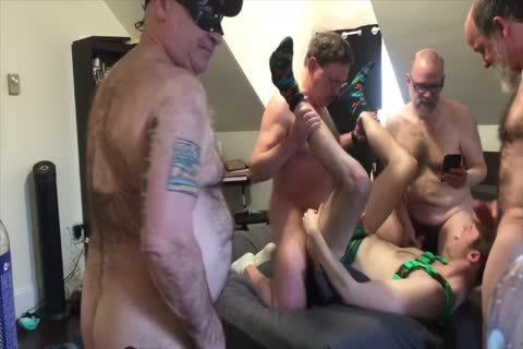 Son team-poked By Daddies Part 1