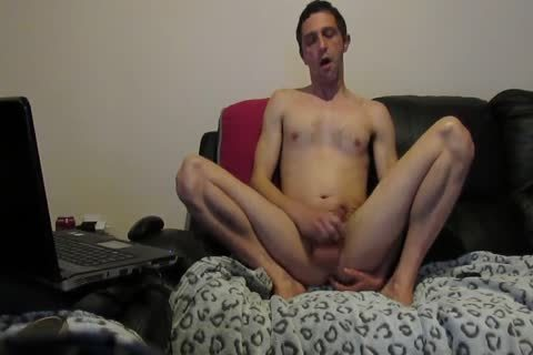 10-Pounder And ass Masturbation With Finger In butthole