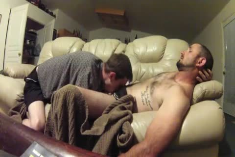 Home Alone With Daddy