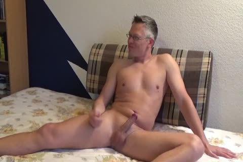 slutty lad nice-looking enormous O!