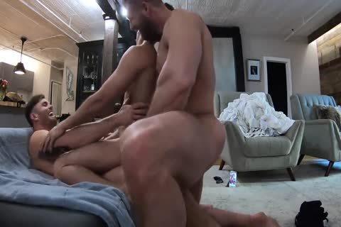 Austin Triple ass With A Little