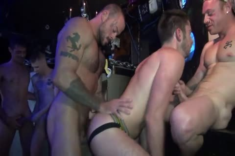 Owens GoGo group bunch-sex