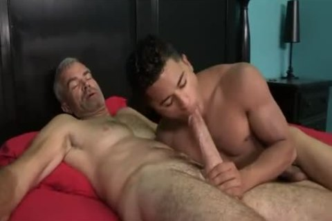 Daddy And lad Bonding