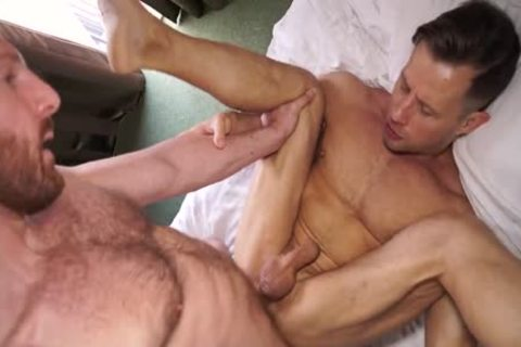 Ginger Daddy plows Russian twink Hard!
