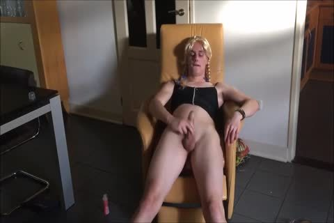 blonde gay loves To Take It All In The butthole