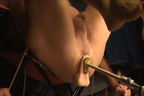 Getting His Sex Machine unfathomable In His aperture