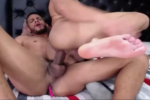 homo pair Sucks enormous dick And fucks Hard butthole bare
