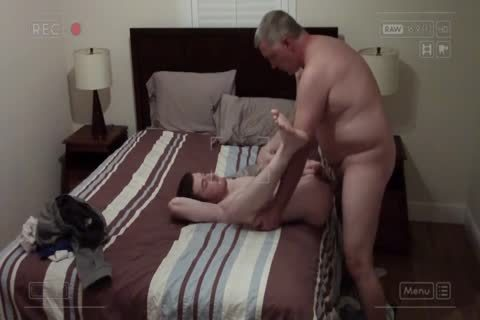 Curious Skater Visits Daddy For A wazoo fucking And unfathomable Breeding