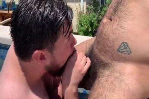 Zaddy bonks Cubby nude