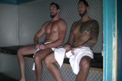 Sauna Sextape