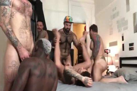 6-man orgy