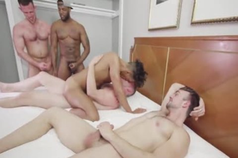 big cock raw orgy Part two