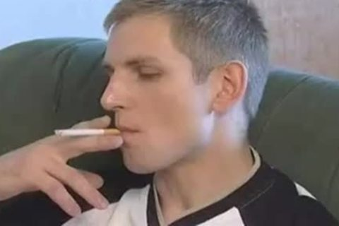 Smoking And sexy Flip Flopping unprotected twinks