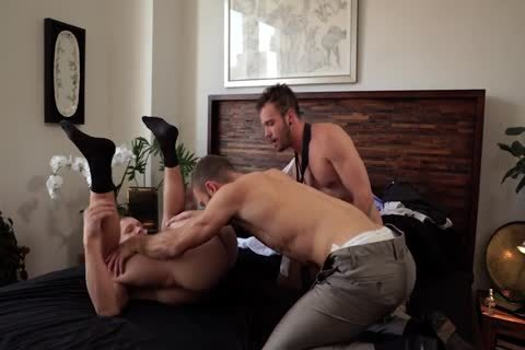 Gentlemen 26: long, Hard Hours – Jeffrey Lloyd, Andrey Vic And Drake Rogers' unprotected Threew