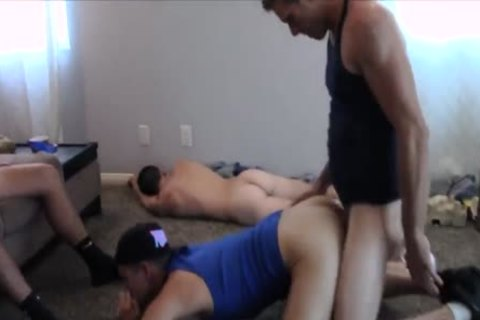 4 Penises, Two Holes