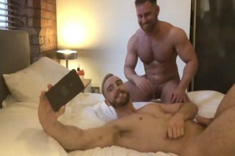 Jonas Jackson & JP Dubois bareback