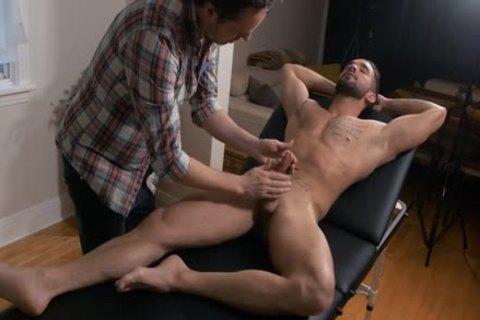 Zack Lemec Massage By Pascal