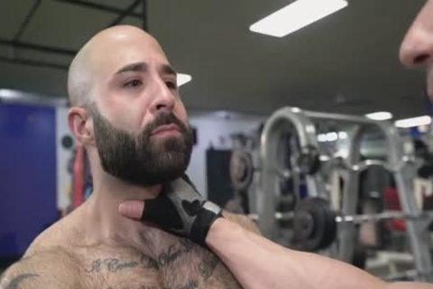 Gym pound!