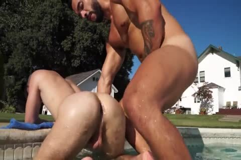 Pool boyfrends - Part Two - Arad & Brad