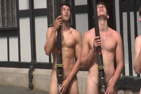 undressed dudes Rowing: Brokeback Boathouse - 2013