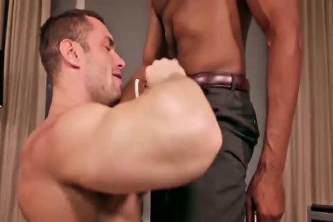 Interracial homo poke 1