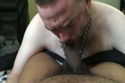 Pup Parker engulfing & Throating taskmaster Mac's large Darksome shlong