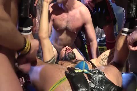 raw Hustlaball fuckfest
