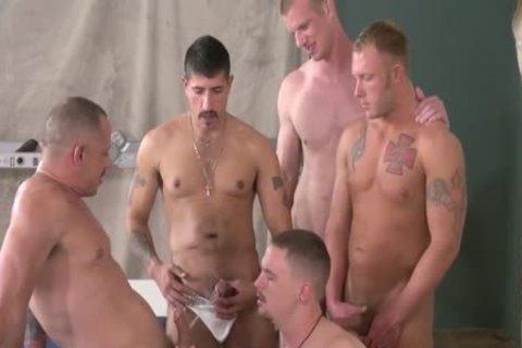 piss In wazoo Cumdump orgy