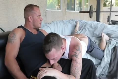 fuck My anal Muscle Daddy