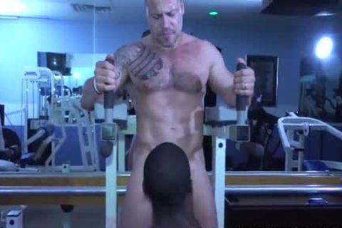 Russ & Damien Gym dril
