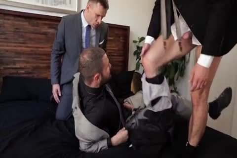 THIS STUDIO likes MAKING SUITS AND homo PORN IN ONE video