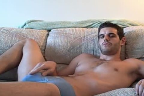 wild chap Non-professional Engulfing Own penis - Non-professional gay Sex Clip - Tube8.