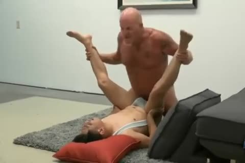Stepson wants His Married Stepfather's cock