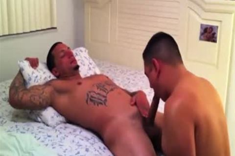 hot CUBAN THUG finally acquires His ass hammered