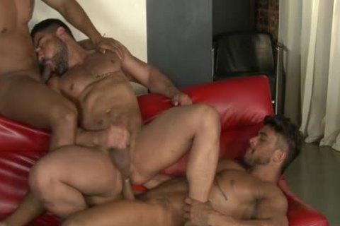 Full Of cock juice - Diego Lauzen, Wagner Vittoria, Adrian Monroy