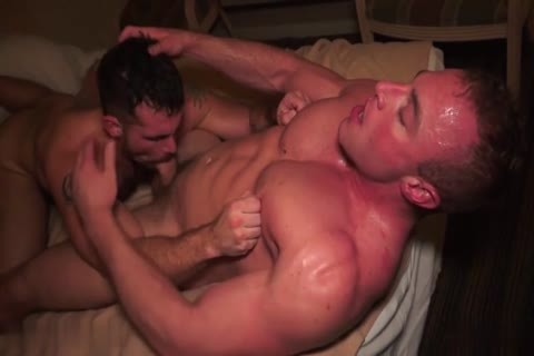 Muscle Daddy Turns homo With sexy juvenile Twinky gal