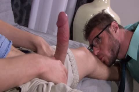 Daddy  homosexual large penis